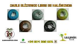 Cable Eléctrico Libre de Halógenos H07Z1-K(AS)
